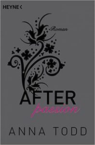 Cover Anna Todd After Passion - Bad Boys Buch