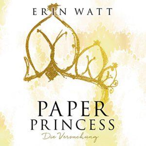 Cover Paper Princess von Erin Watt