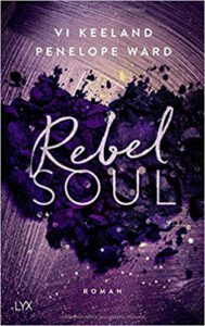 Buchcover Rebel Soul von Vi Keeland & Penelope Ward (Bad Boys Buch)