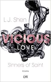Cover Vicious Live von L.J. Shen